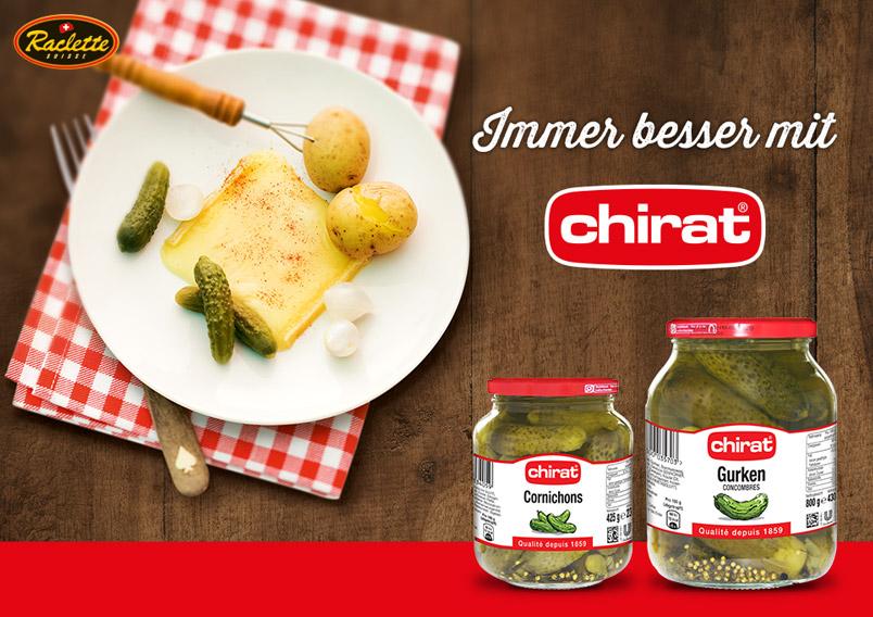 Raclette Rezepte Ideen Tipps Chirat